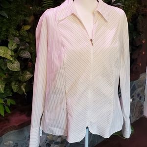 Top button-down long sleeves